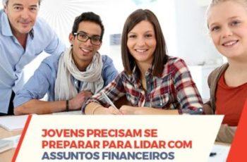 JOVENS PRECISAM SE PREPARAR PARA LIDAR COM ASSUNTOS FINANCEIROS